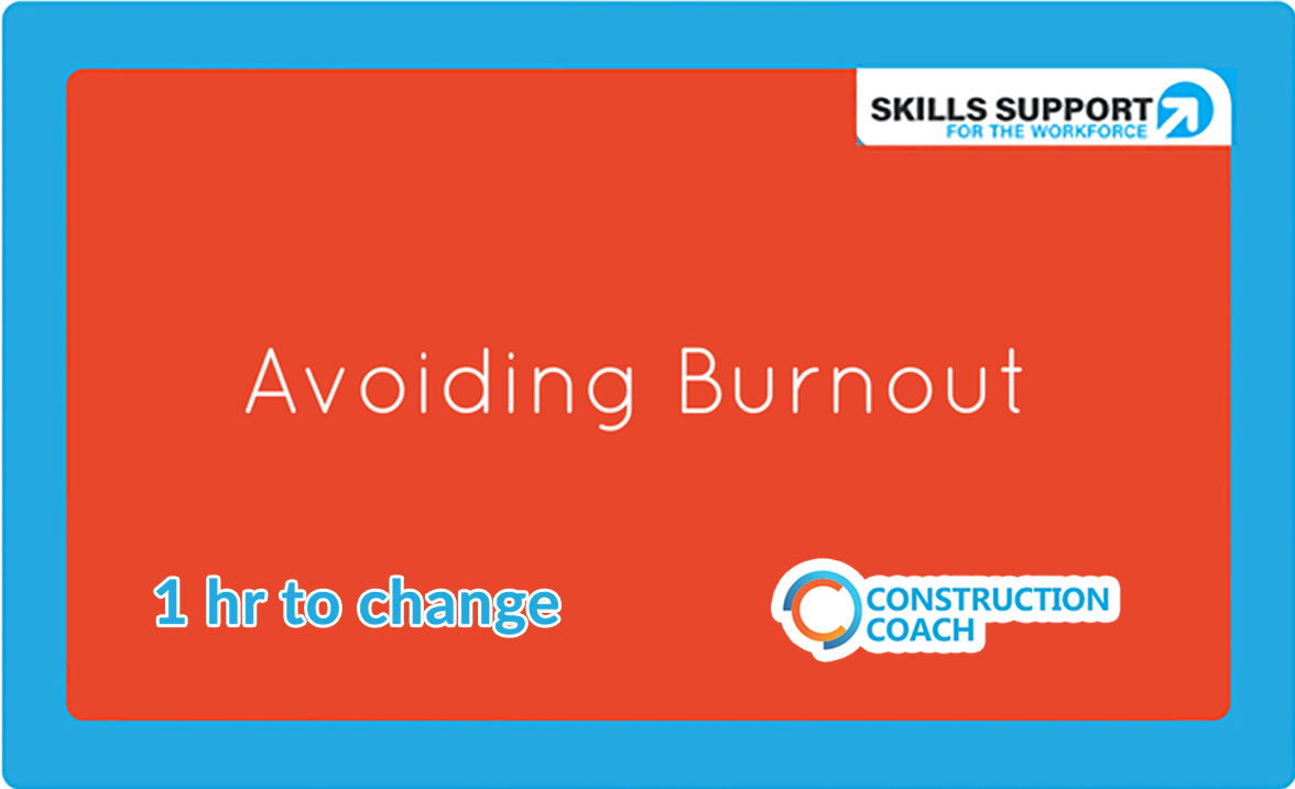 avoiding burnout tile
